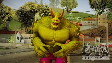 Marvel Future Fight - Green Goblin (Ultimate) for GTA San Andreas