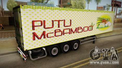 Putu McBamboo Trailer for GTA San Andreas left view