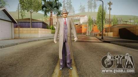 Mafia - Paulie Plash for GTA San Andreas second screenshot
