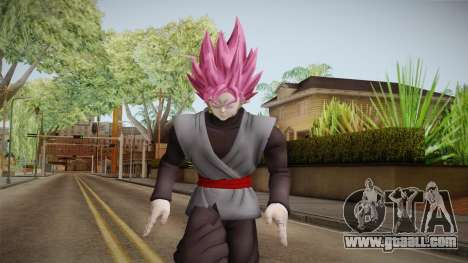 DBX2 - Goku Black SSJR for GTA San Andreas