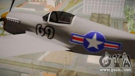 US World War 2 Rustler for GTA San Andreas