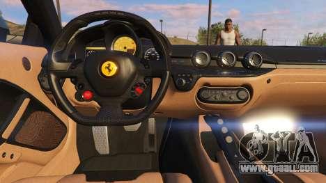 Ferrari F620GT 2013