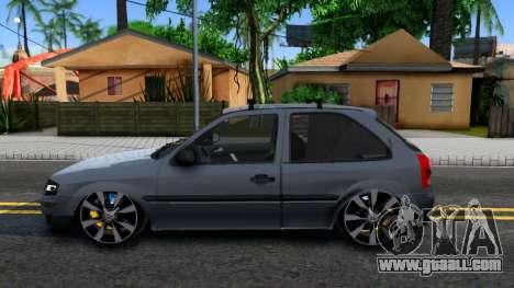 Volkswagen Gol G4 for GTA San Andreas left view