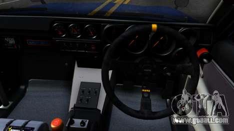 Nissan Skyline 2000 GT-R NFS 2015 Edition for GTA San Andreas inner view