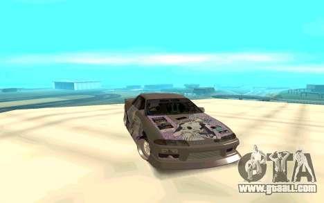 Nissan Skyline GT-R for GTA San Andreas