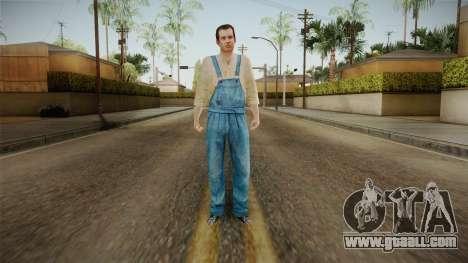 Mafia - Ralph for GTA San Andreas second screenshot
