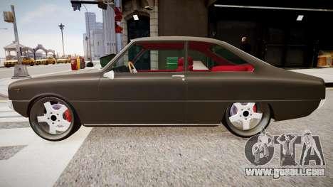 Mazda R10 for GTA 4 left view