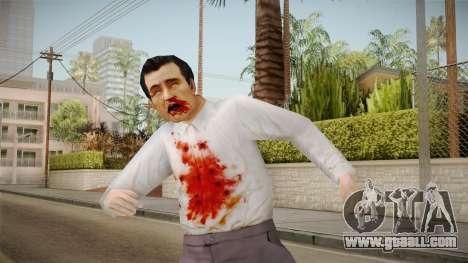 Mafia - Paulie Blood for GTA San Andreas