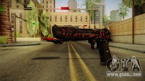 Vindi Halloween Weapon 4 for GTA San Andreas
