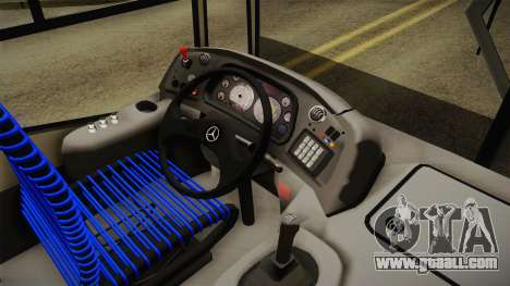 Metalpar Tronador 2 ERSA for GTA San Andreas inner view