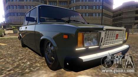 VAZ-2107 (Lada Riva) 1.3