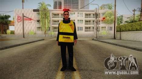 PES2016 - NPC Helper v1 for GTA San Andreas