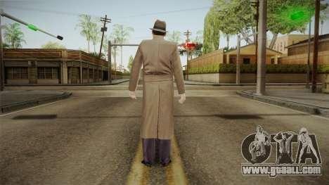 Mafia - Paulie Plash for GTA San Andreas third screenshot