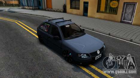 Volkswagen Gol G4 for GTA San Andreas right view