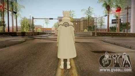 Minato Kyuubi Chakra Mode for GTA San Andreas third screenshot