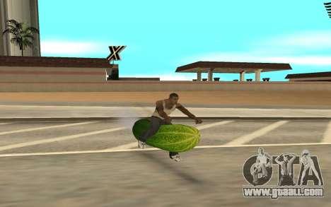 Ogurchik for GTA San Andreas