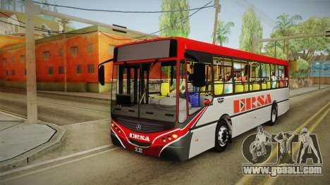 Metalpar Tronador 2 ERSA for GTA San Andreas