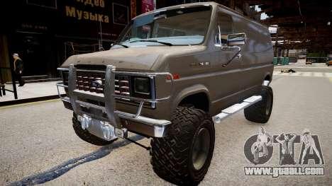 Ford Econoline 150 for GTA 4