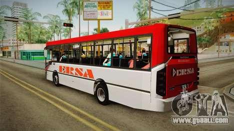 Metalpar Tronador 2 ERSA for GTA San Andreas left view