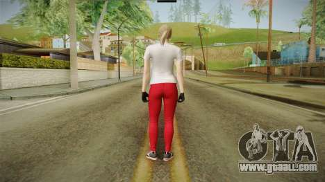 GTA 5 Online Skin Female for GTA San Andreas third screenshot