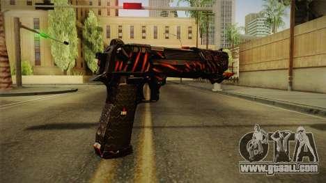 Vindi Halloween Weapon 4 for GTA San Andreas second screenshot