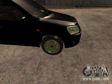 Lada Granta Armenian for GTA San Andreas