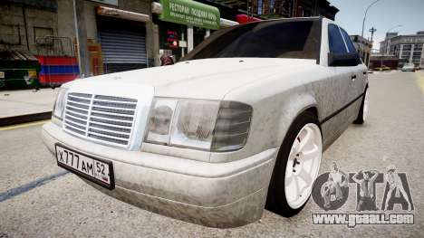 Mercedes-Benz W124 BRABUS v1.0 for GTA 4