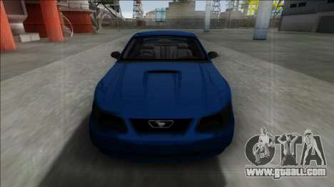 2003 Ford Mustang for GTA San Andreas back view