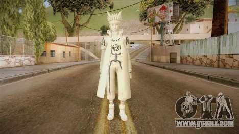 Minato Kyuubi Chakra Mode for GTA San Andreas second screenshot