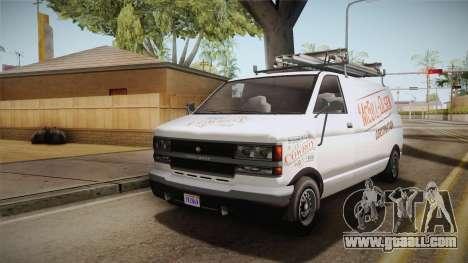 GTA 5 Declasse Burrito Commercial for GTA San Andreas