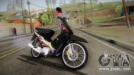 Honda Supra X 2004 Full STD for GTA San Andreas