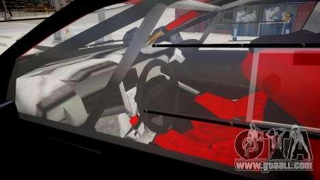 Volkswagen Polo WRC 2013 for GTA 4
