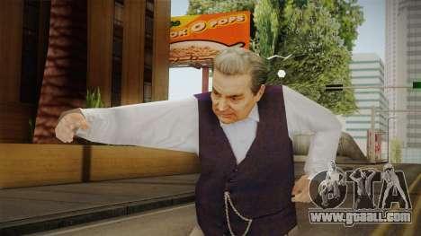 Mafia - Don Salieri for GTA San Andreas