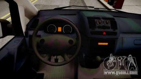 Mercedes-Benz Vito Sport-X for GTA 4