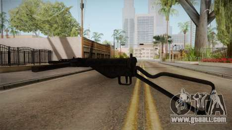 Sten Mark II for GTA San Andreas second screenshot