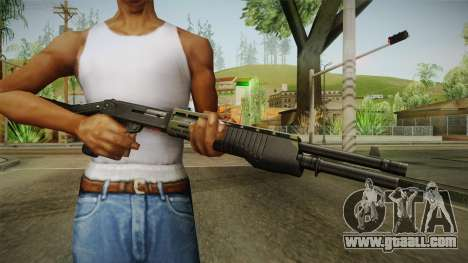 SPAS-12 Long Barrel and Magazine for GTA San Andreas third screenshot