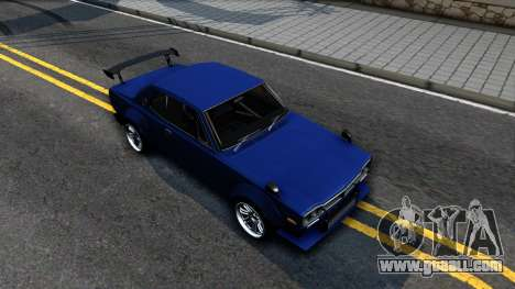 Nissan Skyline 2000 GT-R NFS 2015 Edition for GTA San Andreas right view