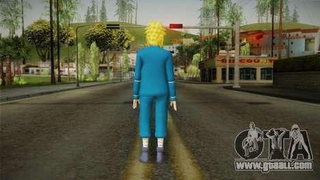 Minato Everyday Clothes for GTA San Andreas third screenshot