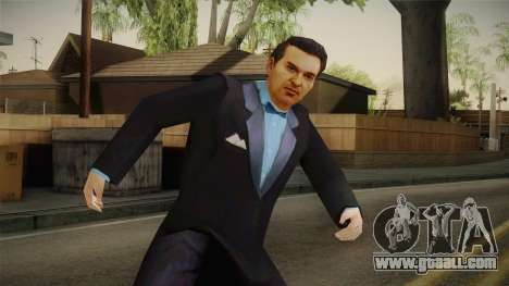 Mafia - Sam Normal Suit for GTA San Andreas