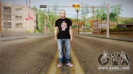 Patricio Fontanet for GTA San Andreas second screenshot