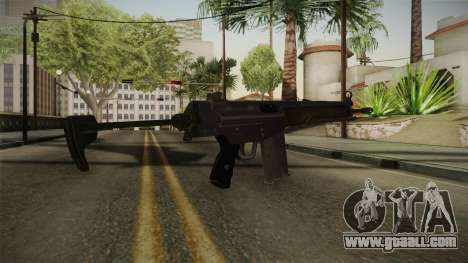 CoD 4: MW - G3 Remastered for GTA San Andreas