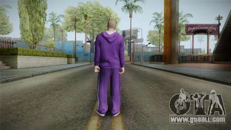 GTA 5 Online - Gymnast for GTA San Andreas third screenshot