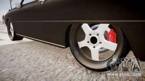 Mazda R10 for GTA 4 back view