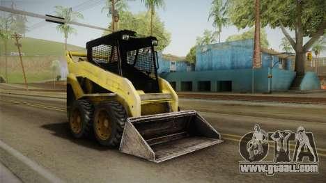 Demolition Company - Skid Steer Loader for GTA San Andreas