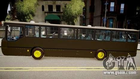Volvo B10M for GTA 4