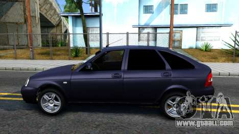 VAZ 2172 for GTA San Andreas left view