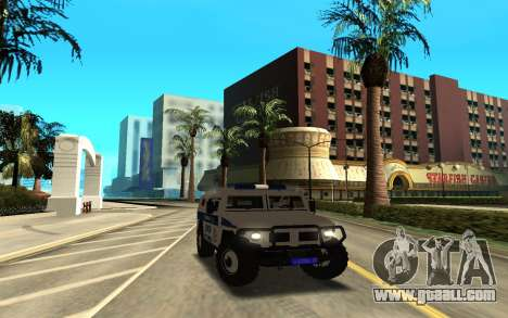 GAZ-233036 for GTA San Andreas