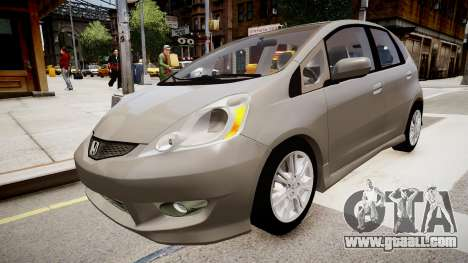 Honda Fit for GTA 4