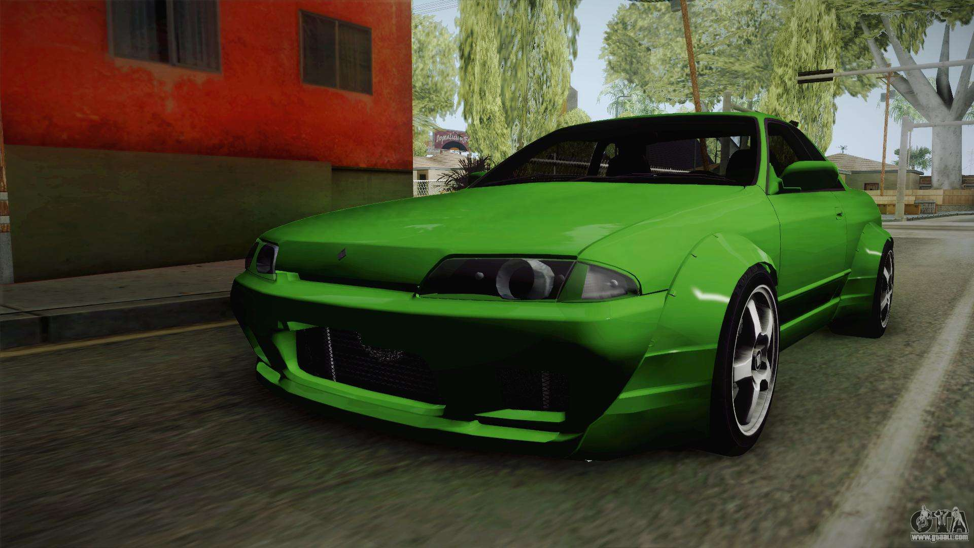 Nissan Skyline R32 Tuned for GTA San Andreas
