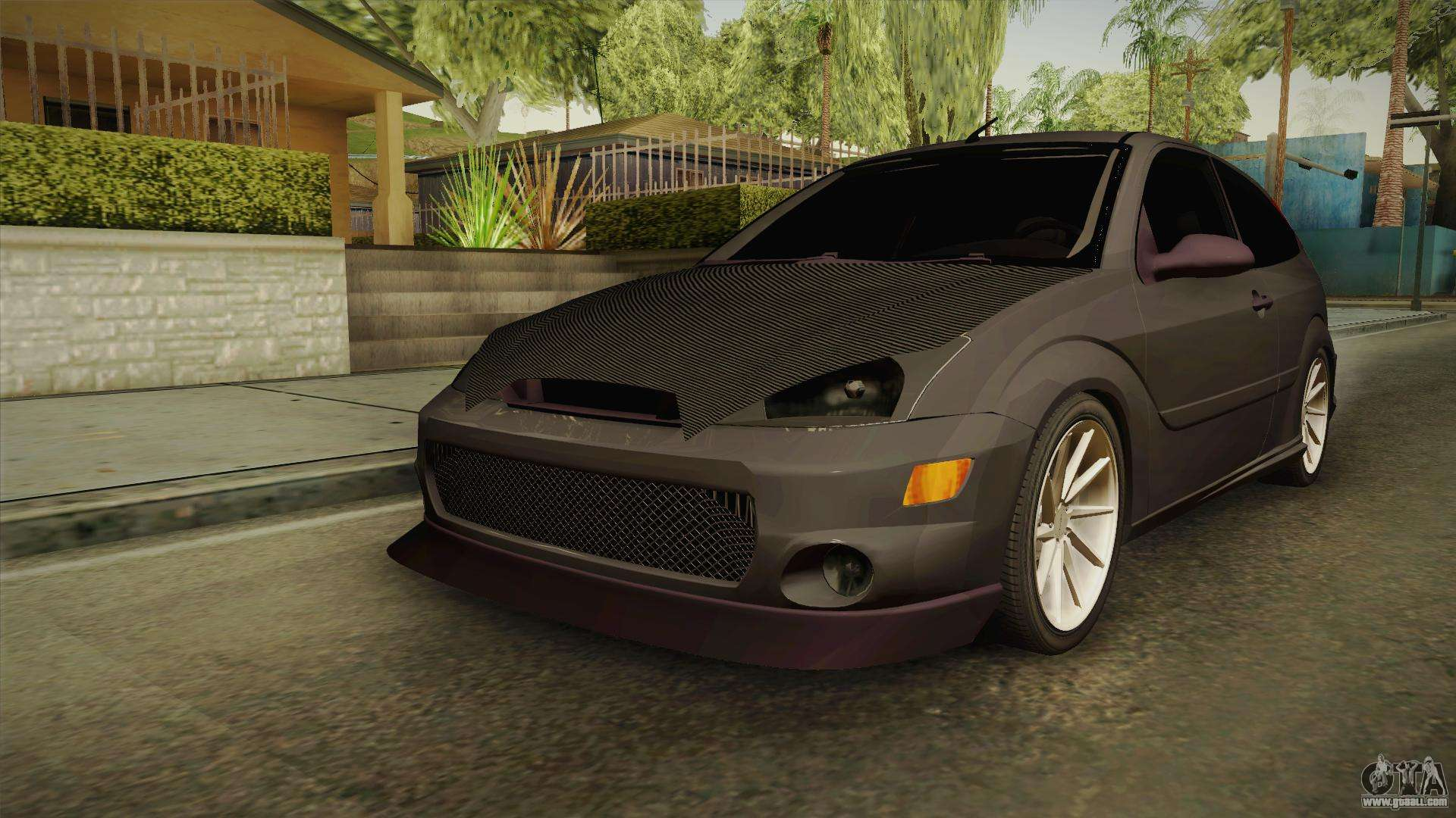 Ford Focus Svt Ctg For Gta San Andreas